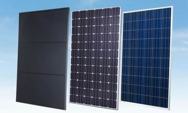 Solar Panels – Types and Quality Analysis