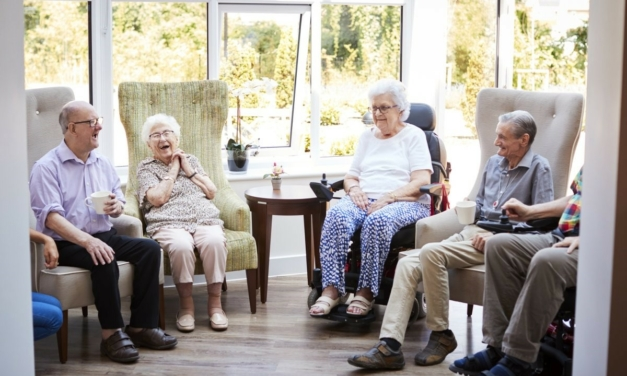 Senior Living – Facts and Figures!